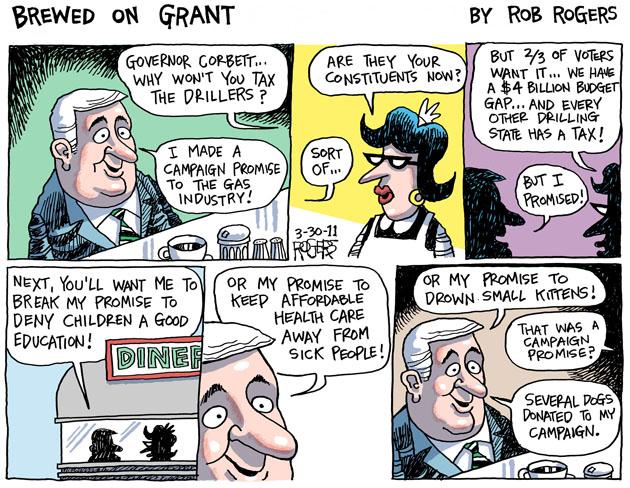 Drill Tax
