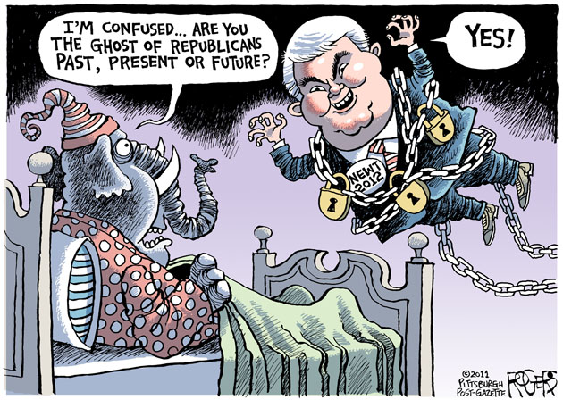 Republican Ghost