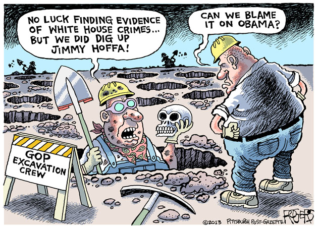 GOP Excavation