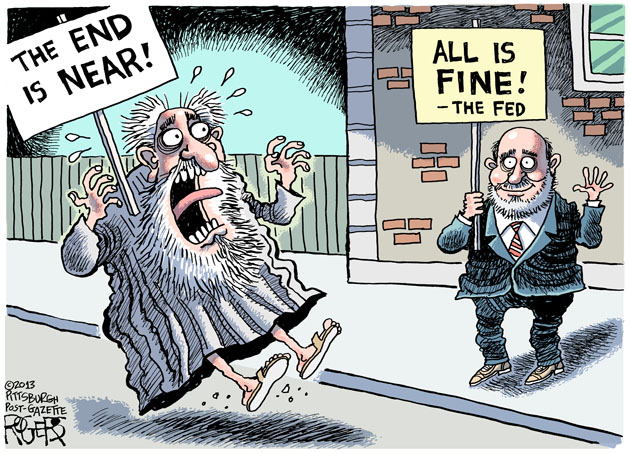 Bernanke Apocalypse