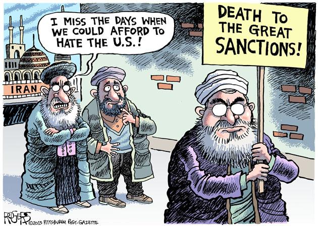 Iranian Sanctions