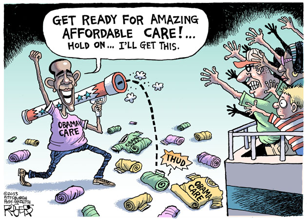 Obamacare Launch