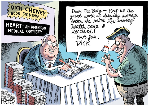 Cheney's Book