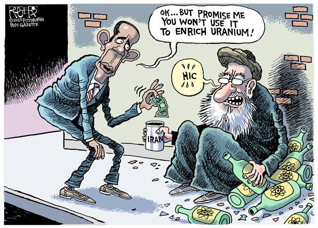 Enriched Iran