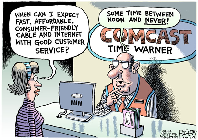 Cable Merger
