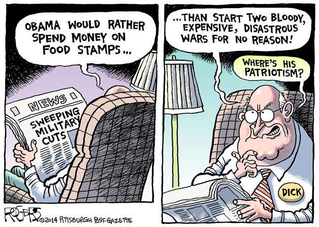 Military Cuts
