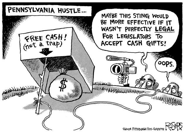 Pennsylvania Hustle