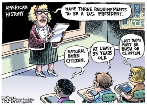 Presidential Requirements