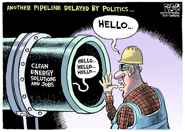 Delayed Pipeline