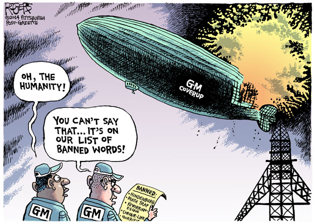 Rob Rogers Gm Coverup