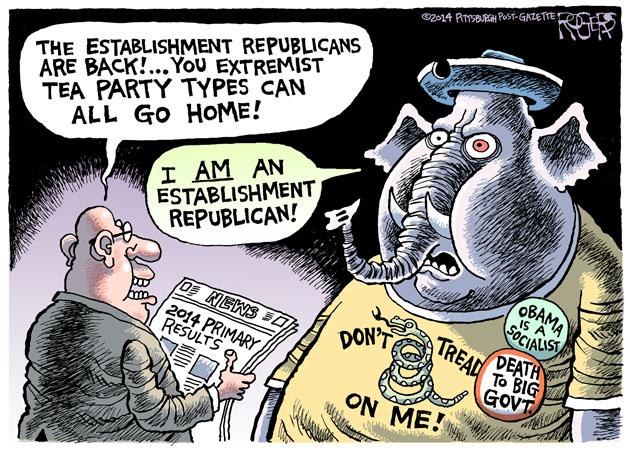 Primary GOP