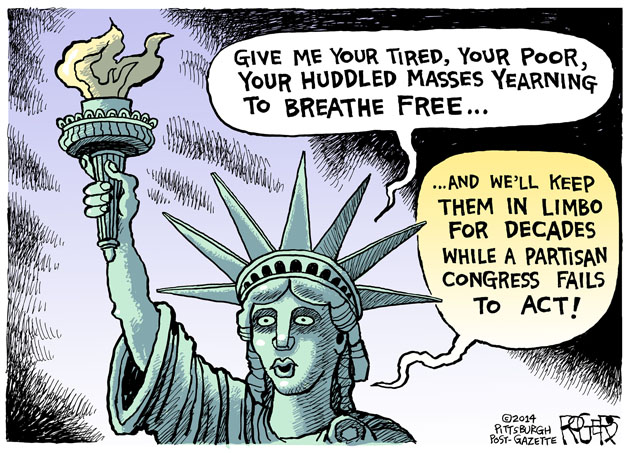 Huddled Masses