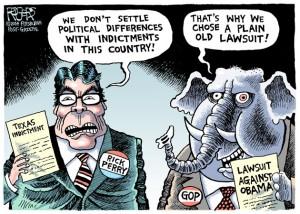 Texas Indictment