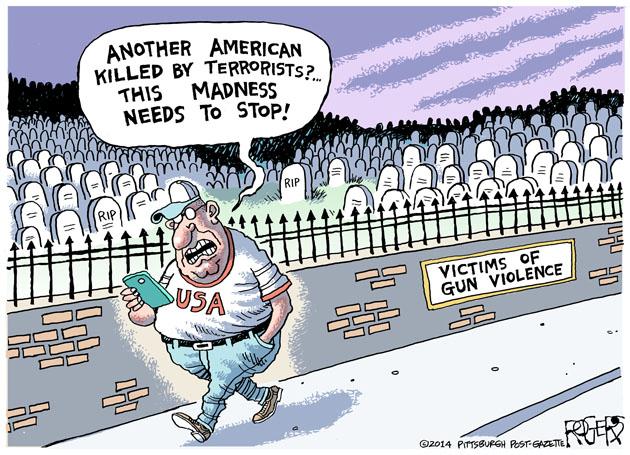 Killed Americans