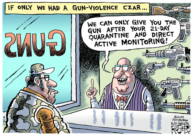 Gun Czar