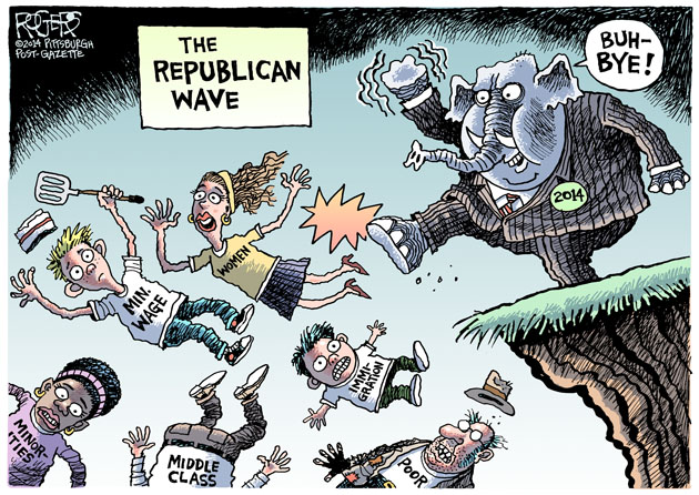 Republican Wave