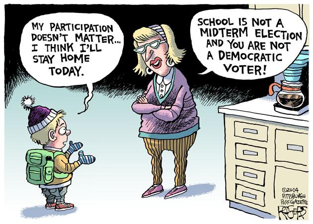 Democratic Voter