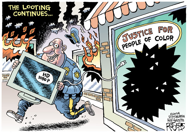Looting Justice