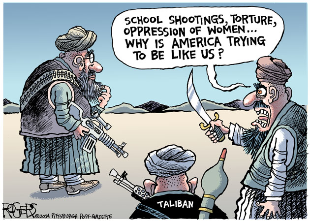 Taliban Behavior
