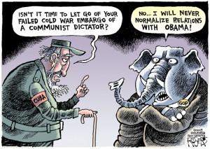 Cold War Embargo