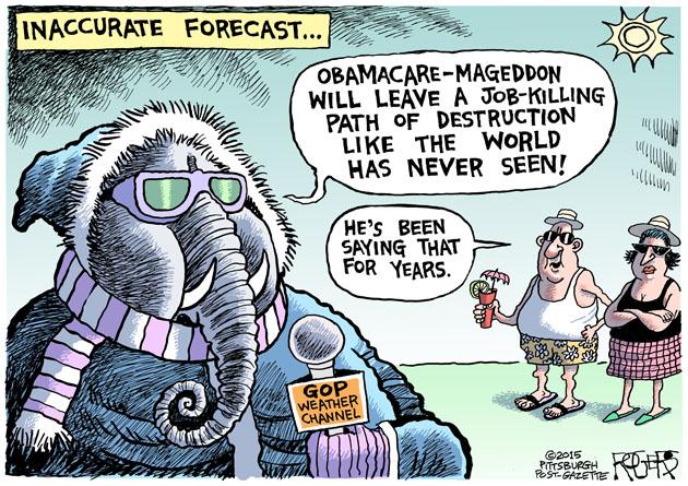 Bad Forecast