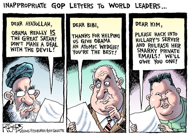 GOP Letter