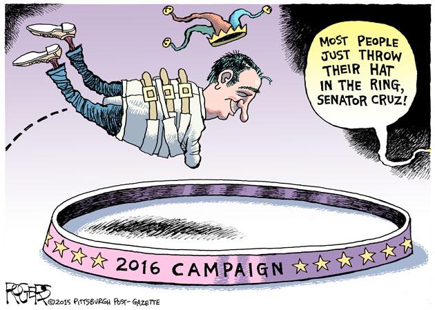Candidate Cruz