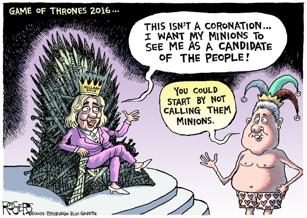 Thrones 2016