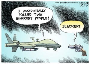 Drone Killings