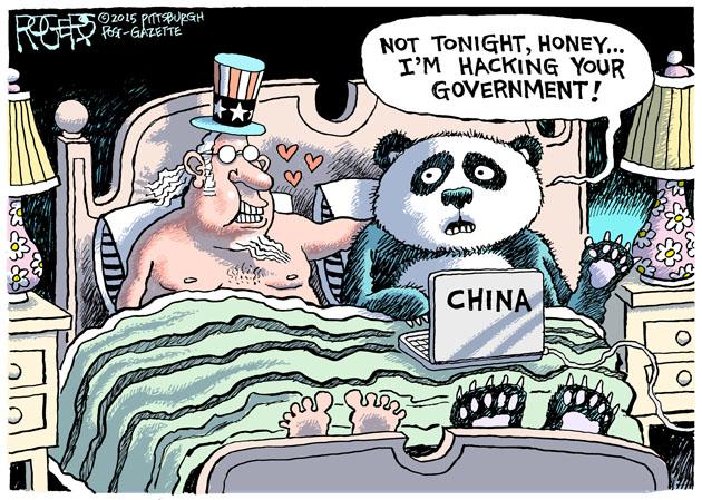 China Hack