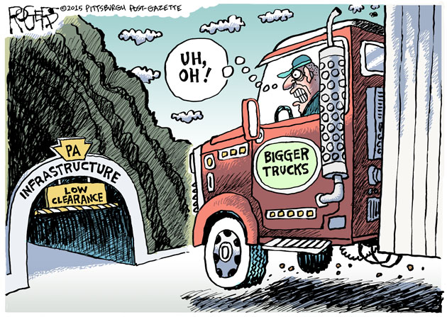Bigger Trucks