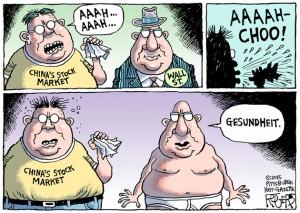 China Sneezes