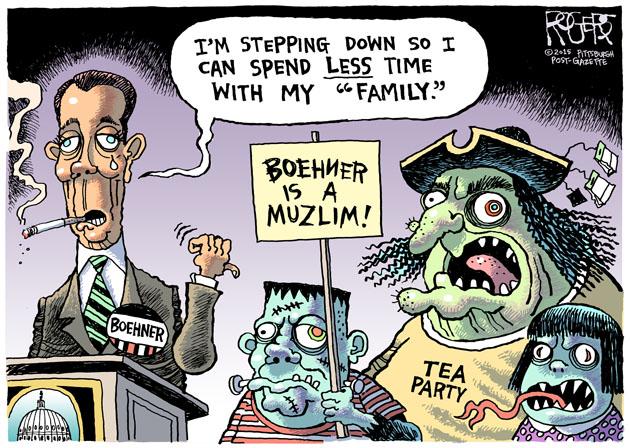 Boehner's Family