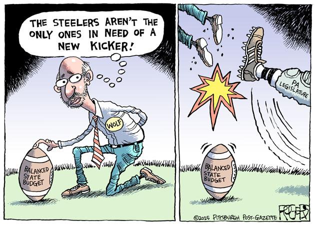 New Kicker