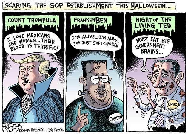 Scary Candidates