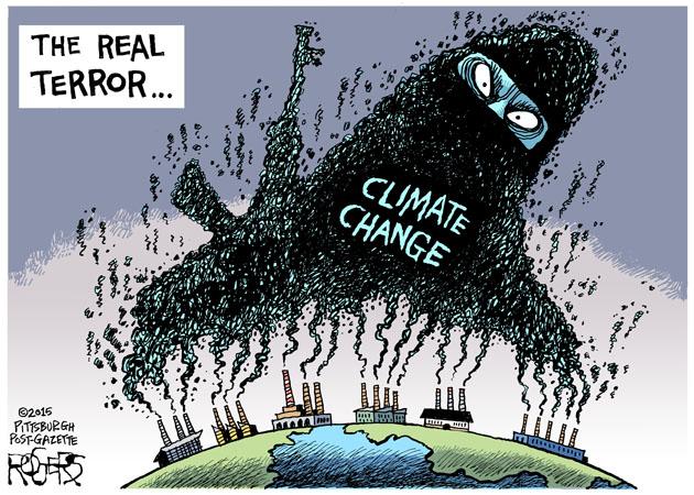 Climate Terror