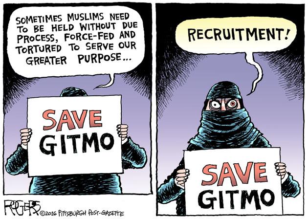 Save GITMO