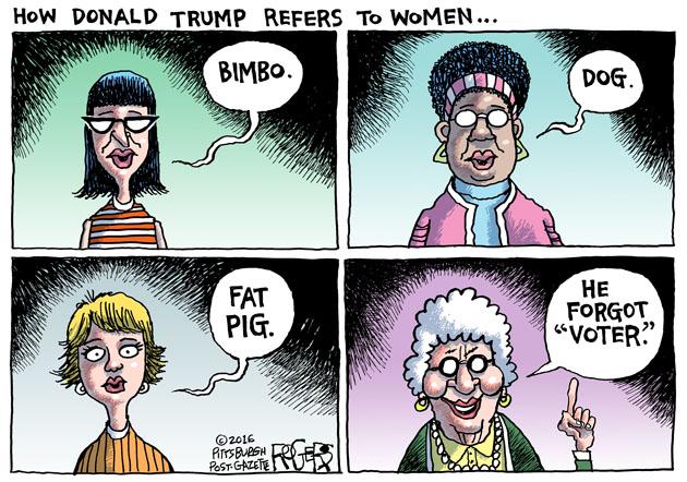 Trump On Women