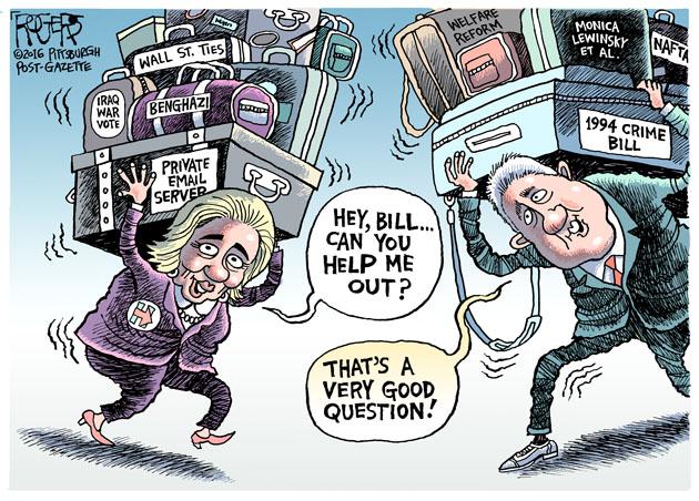 Clinton Baggage