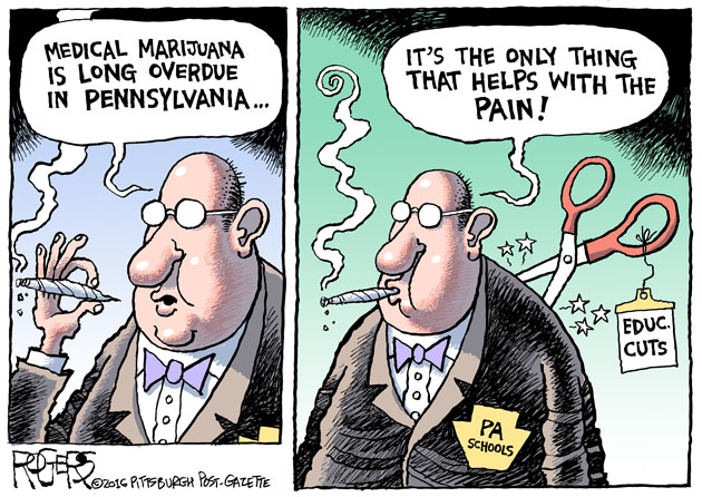 Pennsylvania Pot