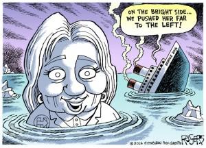 Iceberg Hillary