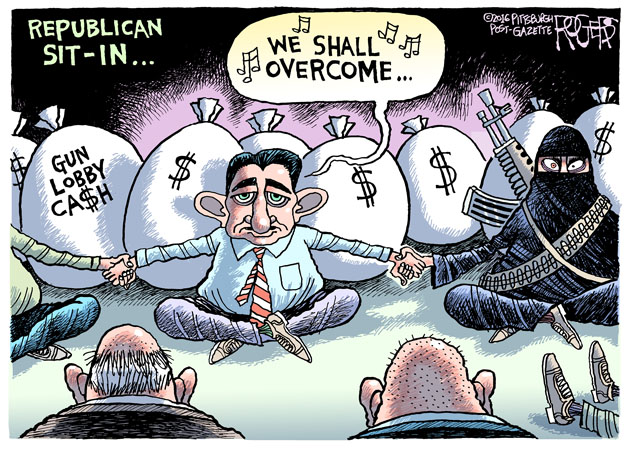 GOP Sit-In