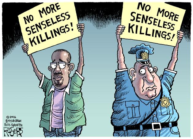 Senseless Killings