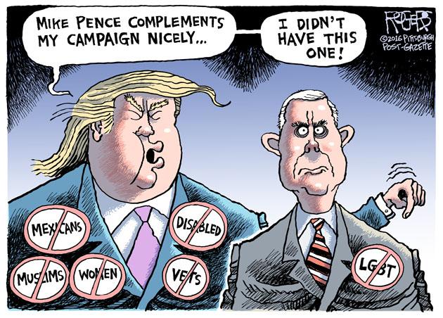 Trump's VP
