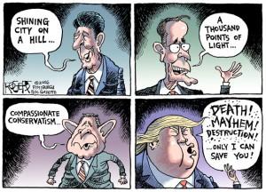 No Reagan