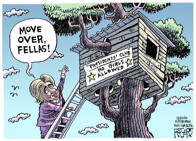 Hillary's Treehouse