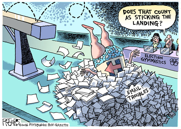 Election Gymnastics