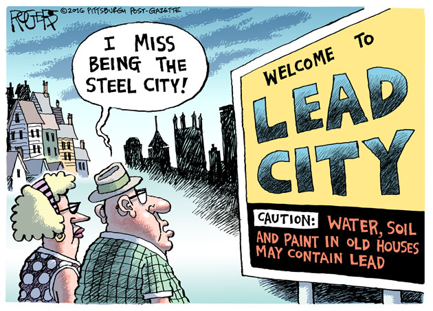 Lead City