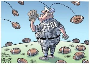 FBI Fielder