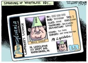 Worthless ID
